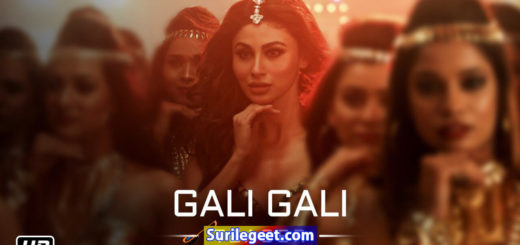 Gali Gali Song KGF Chapter 1