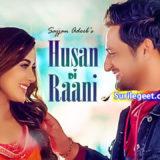 Husan Di Raani Lyrics Sajjan Adeeb